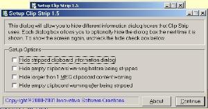 Clip Strip  screenshot