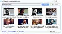 EDS Video Downloader screenshot