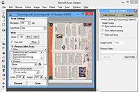 Bersoft Scan Helper screenshot