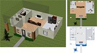 DreamPlan Home Design Software Free screenshot