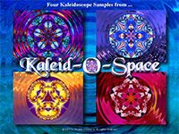 Kaleid-O-Space screenshot