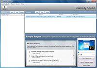 Usability Studio screenshot