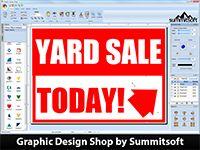 Graphic Design Shop screenshot