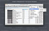 Tag Editor for MAC screenshot