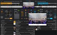 DJ Mixer Express for Mac screenshot