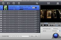 MacX Free DVD to Apple TV Converter Mac screenshot