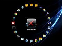 XUS Launcher Professional Edition screenshot