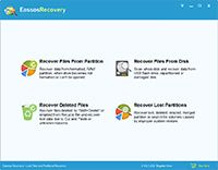 Eassos Recovery Free screenshot