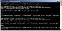 PDF Bookmark screenshot