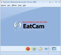 EatCam Webcam Recorder for AIM screenshot