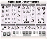 Rhythm-2 screenshot