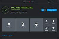 Chili Security Antivirus screenshot