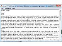 Corrupt PPTX Salvager screenshot