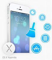 Macgo Free iPhone Cleaner for Mac screenshot