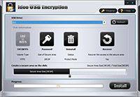 idoo USB Encryption screenshot
