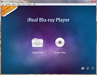 iReal Bluray Media Player screenshot