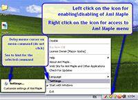 Aml Maple Portable Edition  screenshot