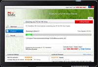 Zhelatin Virus Scanner screenshot