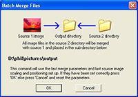 merge screenshot