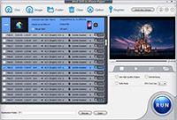 WinX Bluray DVD iPhone Ripper screenshot