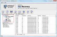 Corrupt SQL Recovery Tool screenshot