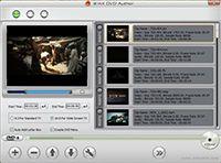 WinX DVD Author screenshot