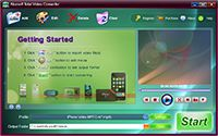 Aluxsoft Total Video Converter screenshot