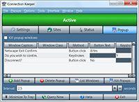 Connection Keeper screenshot