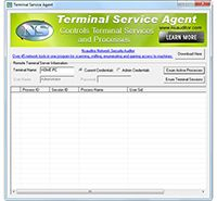 TerminalServiceAgent screenshot