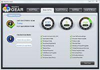 Registry Gear screenshot