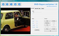 DVD Clipper and Joiner screenshot