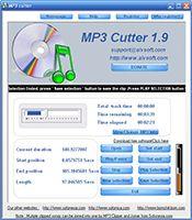 AIV MP3 Cutter screenshot