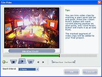 AnvSoft Movie DVD Maker screenshot