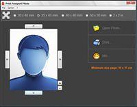 Print Passport Photo Free screenshot