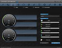 Latency Optimizer screenshot