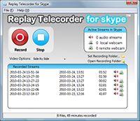 Replay Telecorder screenshot