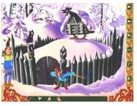 Zabugorie-the Fairy Planet. screenshot