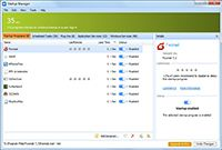 Quick StartUp screenshot