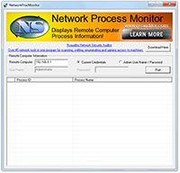 NetworkProcMonitor screenshot
