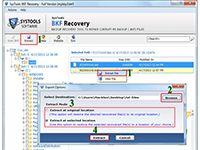 Easy Windows Backup Restore Program screenshot