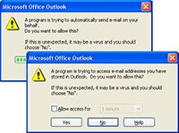 Advanced Security for Outlook screenshot