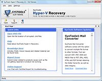 Virtual Partition Recovery screenshot