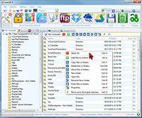 AutoZIP II screenshot