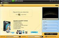 CloneDVD Studio Free MP4 Converter screenshot
