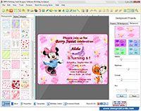 Design Birthday Cards screenshot