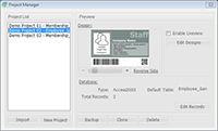 Staff Card Maker screenshot