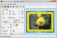 Easy Frame Creator screenshot