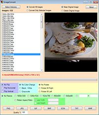 ImageConvert screenshot