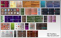 SE-TrayMenu screenshot