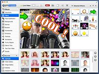 CamMask for Mac screenshot